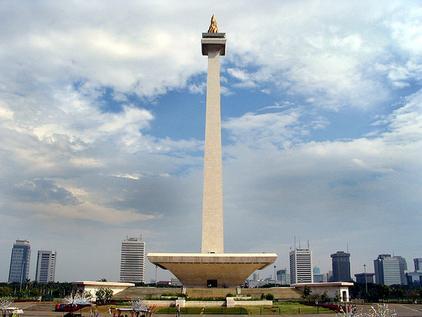 Hasil gambar untuk gambar ikon Jakarta