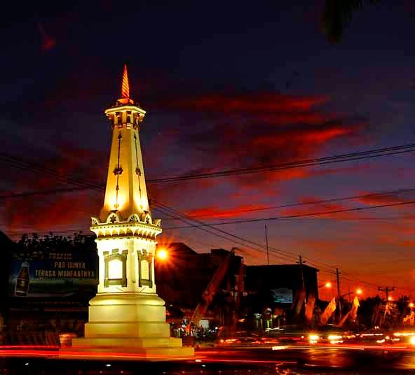 Hasil gambar untuk gambar ikon Yogyakarta